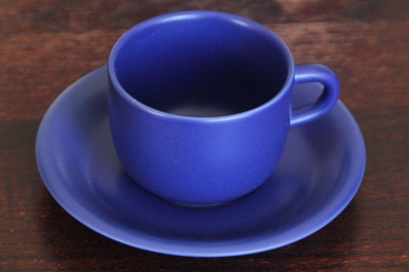 Baratto scambio set di 6 tazze blu ikea arredamento - Cucina blu ikea ...