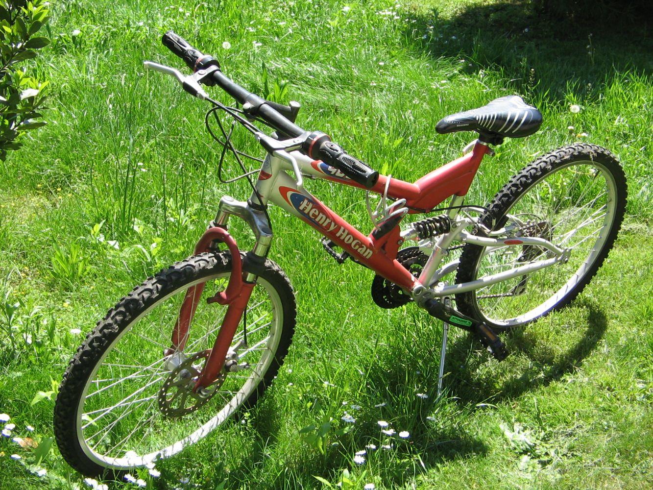 bici henry hogan