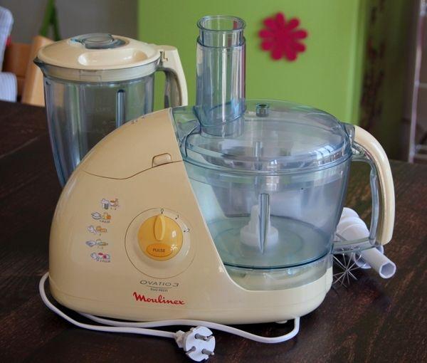 Baratto scambio robot da cucina ovatio 3 elettronica - Robot da cucina usati ...