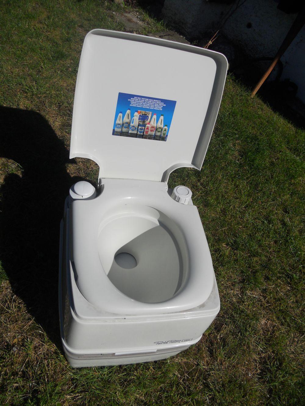 Baratto/Scambio: WC ruolotte portatile [ Vacanze e viaggi ...