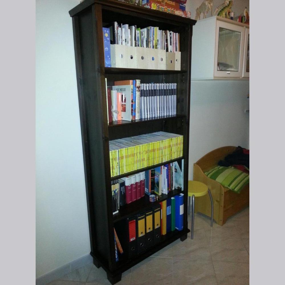 Baratto/Scambio: libreria ikea (vuota) [ Arredamento/Soggiorno] a ...