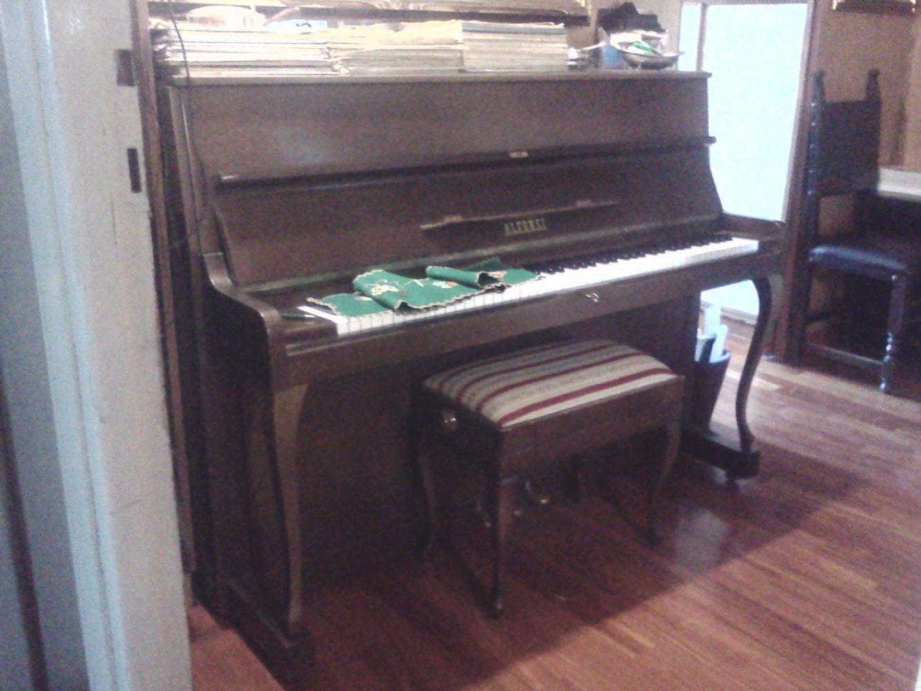 Baratto scambio: pianoforte verticale alfonsi [ musica e film