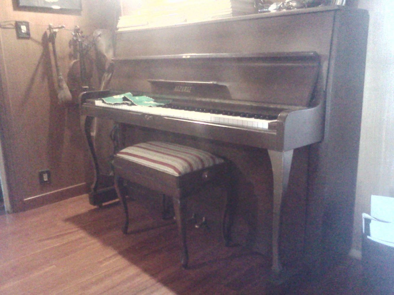 Baratto scambio pianoforte verticale alfonsi musica e film