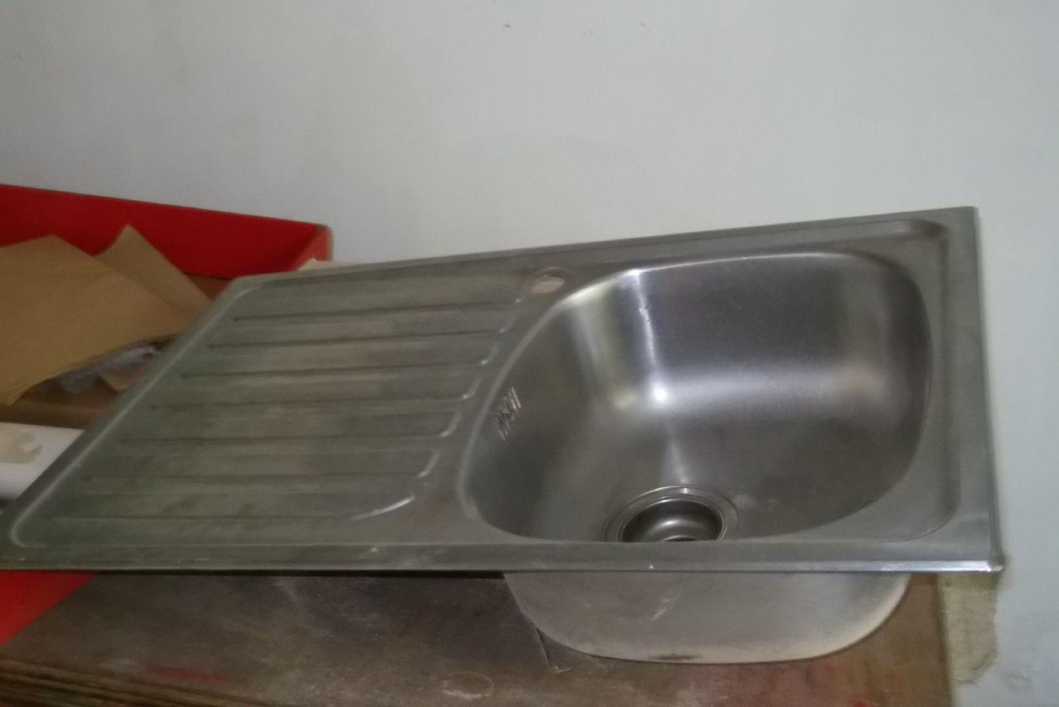 Baratto/Scambio: lavandino a una vasca [ Arredamento/Cucina] a ...