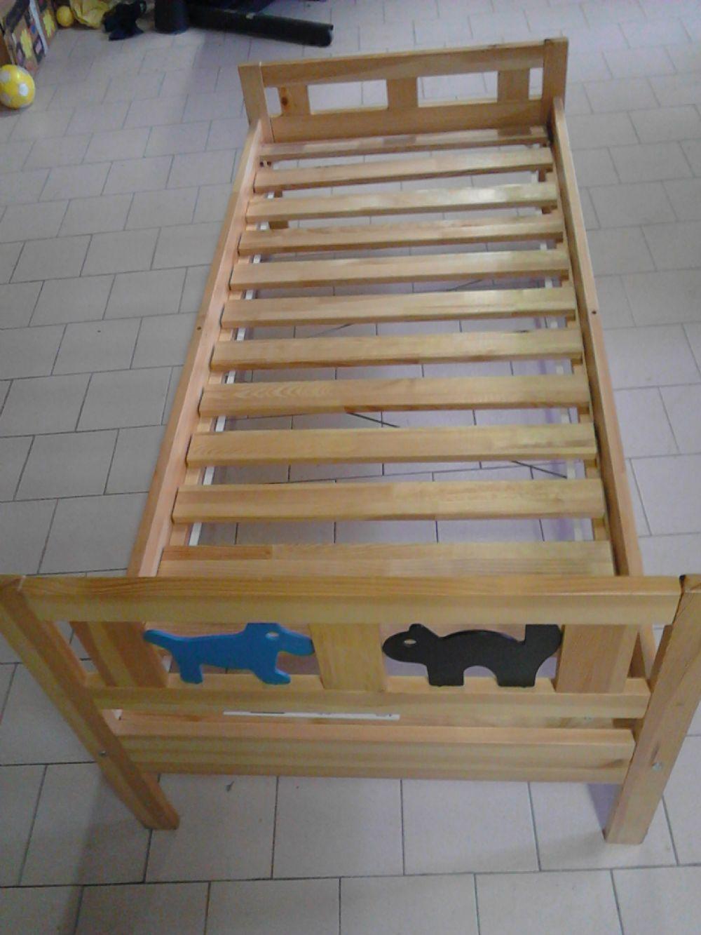 Letto bambini basso idee per la casa for Camere da letto basso costo