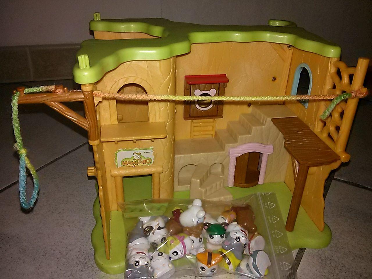 Baratto scambio casetta hamtaro bimbi giocattoli e - Giochi di decorazione della casa ...
