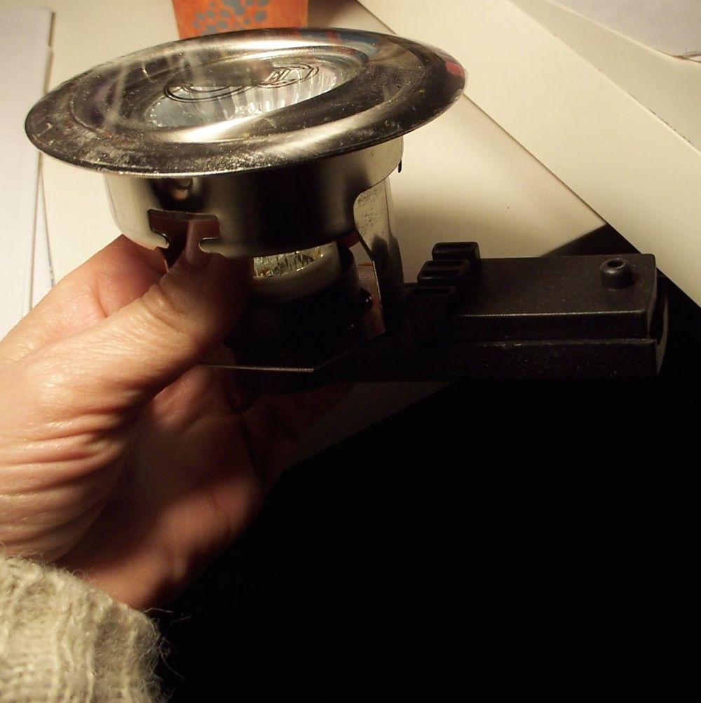 baratto/scambio: 3 faretti incasso ikea blixt [ arredamento ... - Faretti Led Incasso Ikea