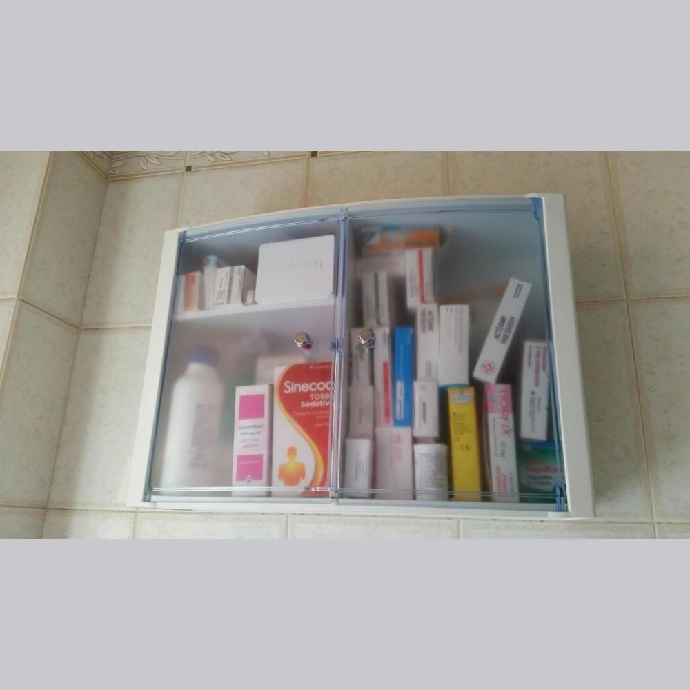 baratto/scambio: porta medicinali da appendere [ arredamento/bagno ... - Arredo Bagno Barlassina