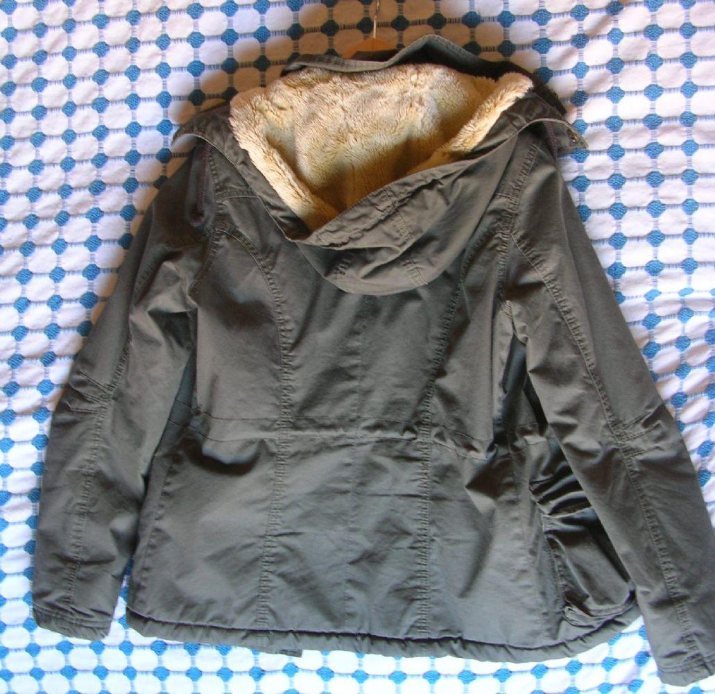 Baratto scambio giaccone parka invernale tg42 for Interno 09 abbigliamento