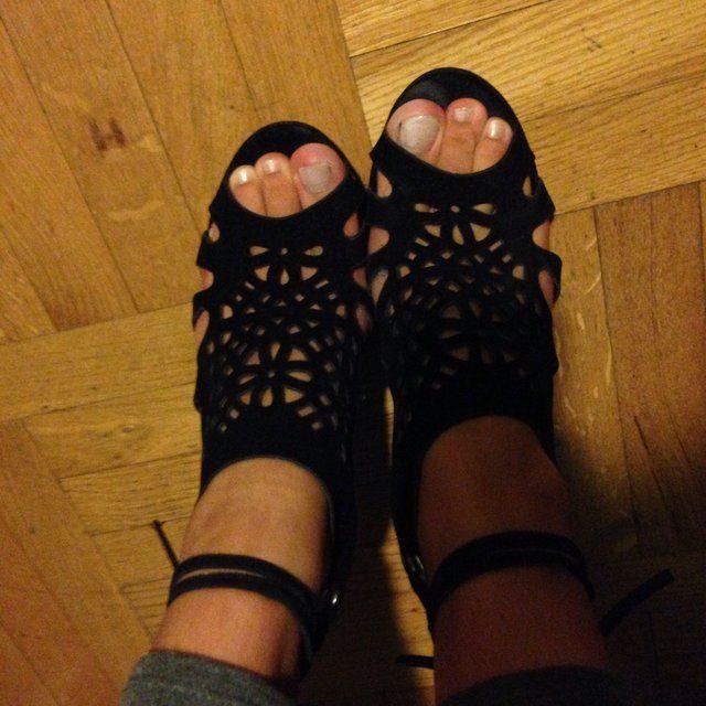 amatoriale scarpe da donna con.tacco