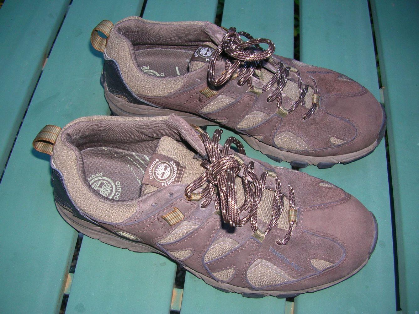 Descrizione Magnifiche scarpe da trekking originali Timberland. Misura 9 8b8968cd1b9
