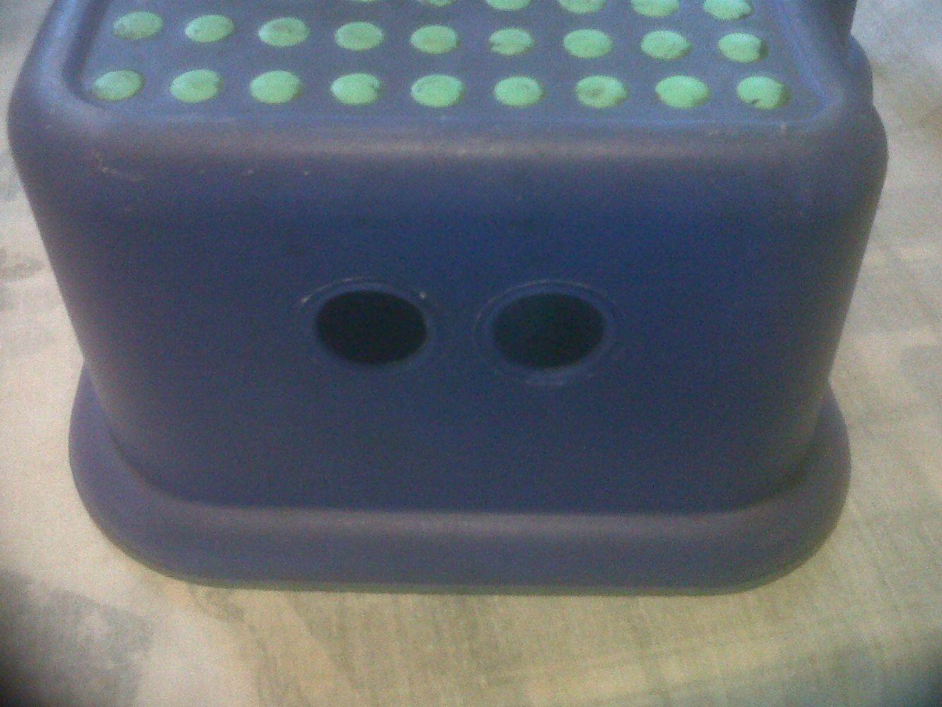 Baratto scambio: sgabello ikea [ bimbi accessori] a trebisacce cs