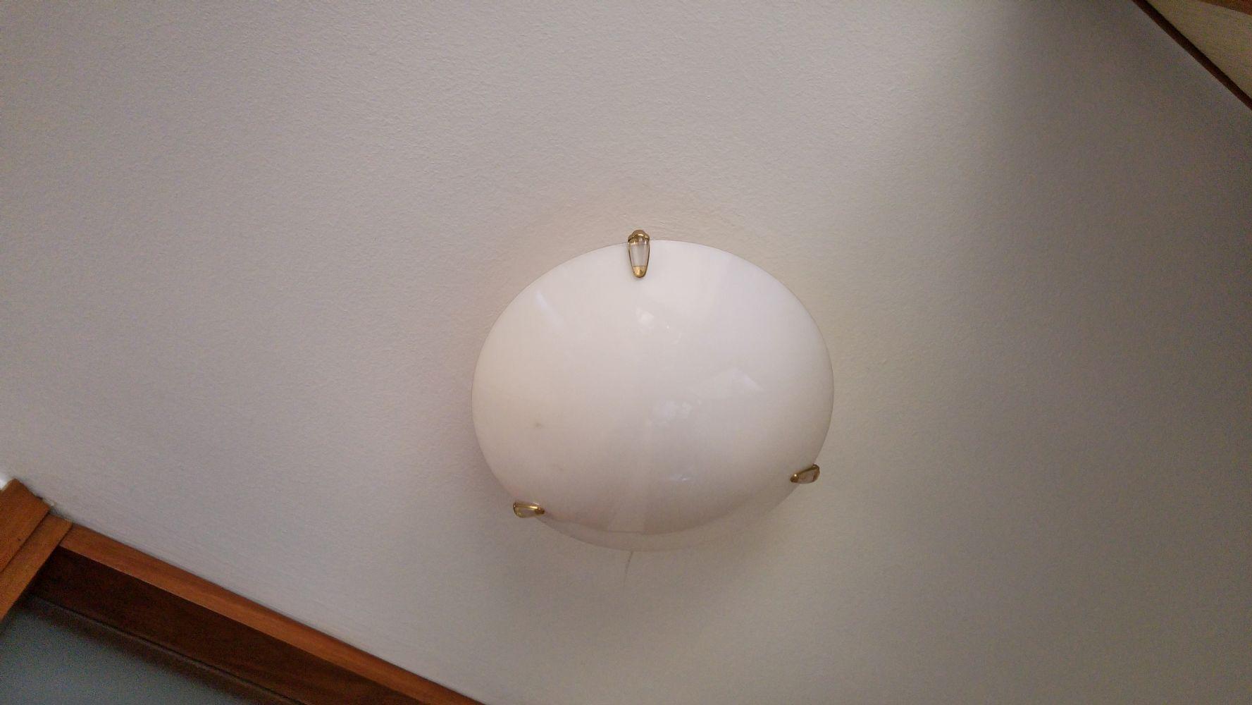Baratto/Scambio: 3 plafoniere lampadari uguali [ Arredamento ...