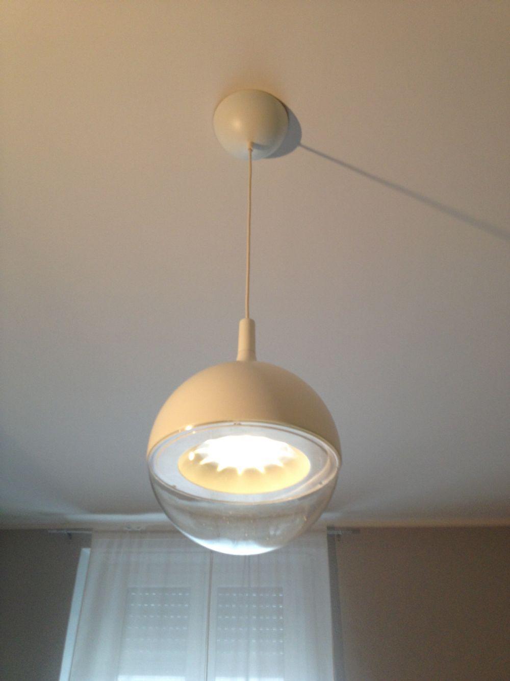 Baratto scambio lampada led ikea arredamento for Complementi d arredo torino