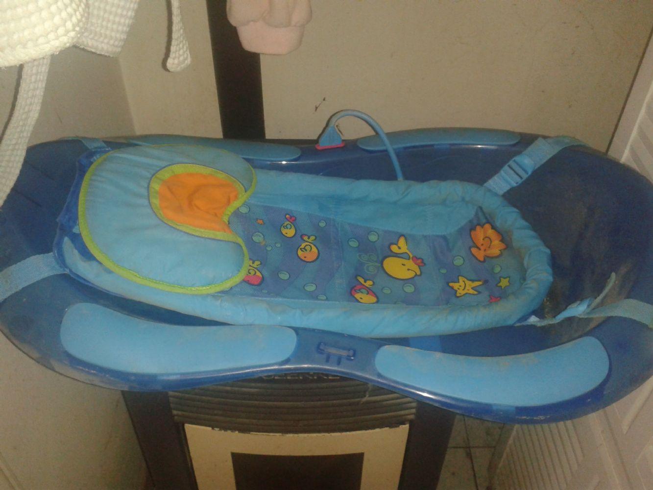 Vasca Da Bagno Per Neonati : Baratto scambio: vasca bebe comodissima [ bimbi accessori] a