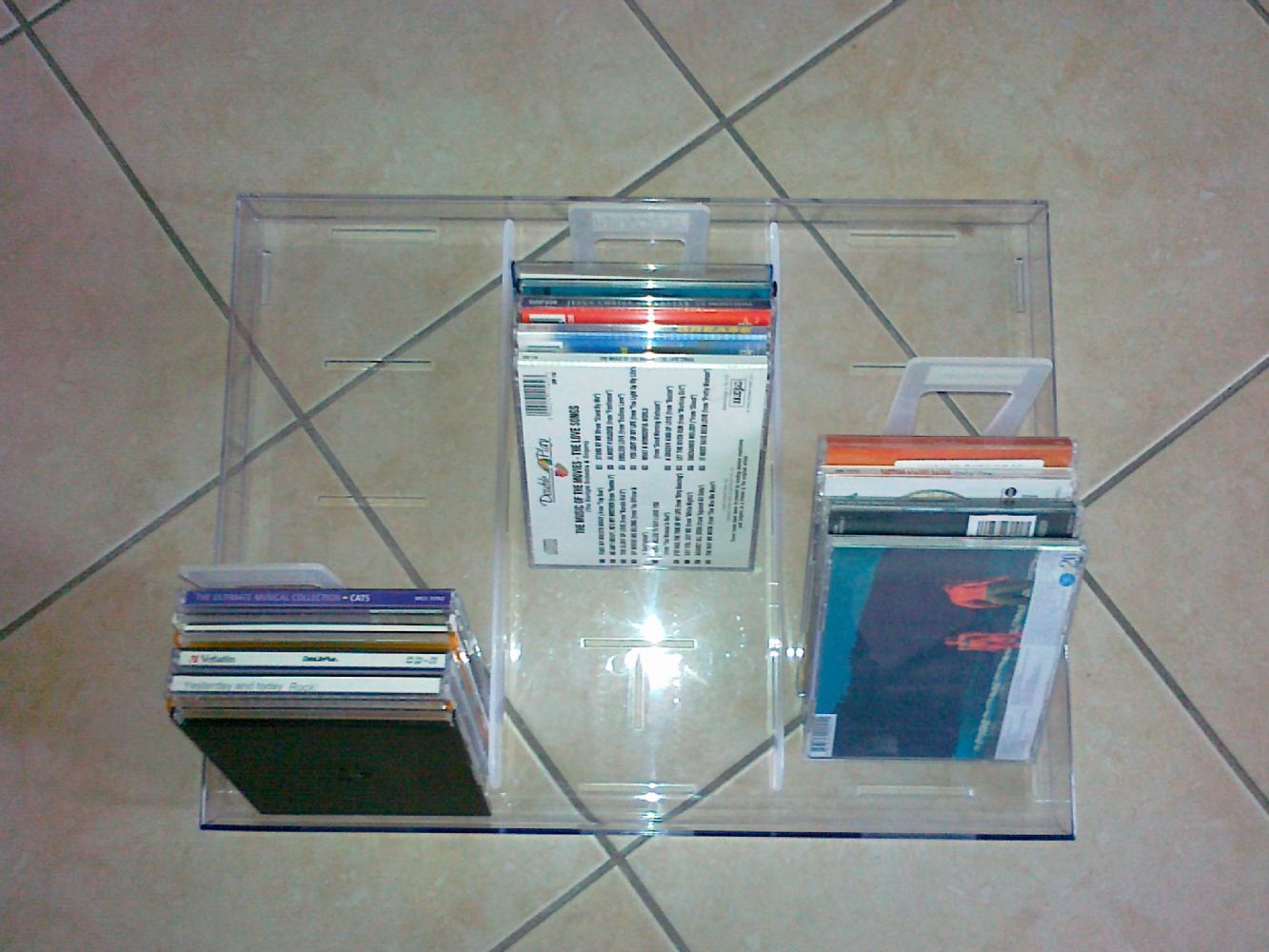 Baratto scambio ikea porta cd dvd arredamento - Ikea porta cd billy ...