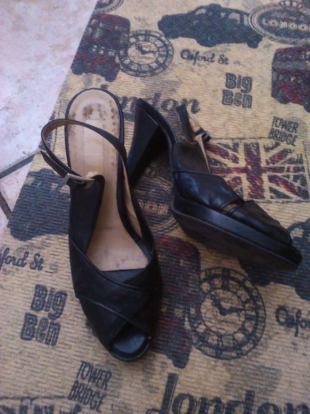 Nere Donna Barattoscambio Scarpe Tacco Abbigliamentoscarpe 9 A q5qXar