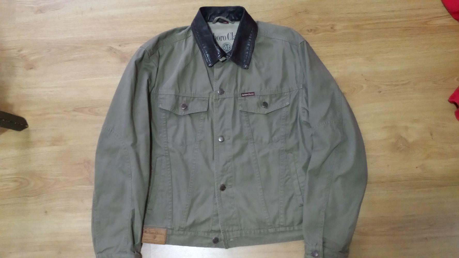 giacca jeans Marlboro Classic. chiuso. Categoria  Abbigliamento ... 8eed65f0edb5