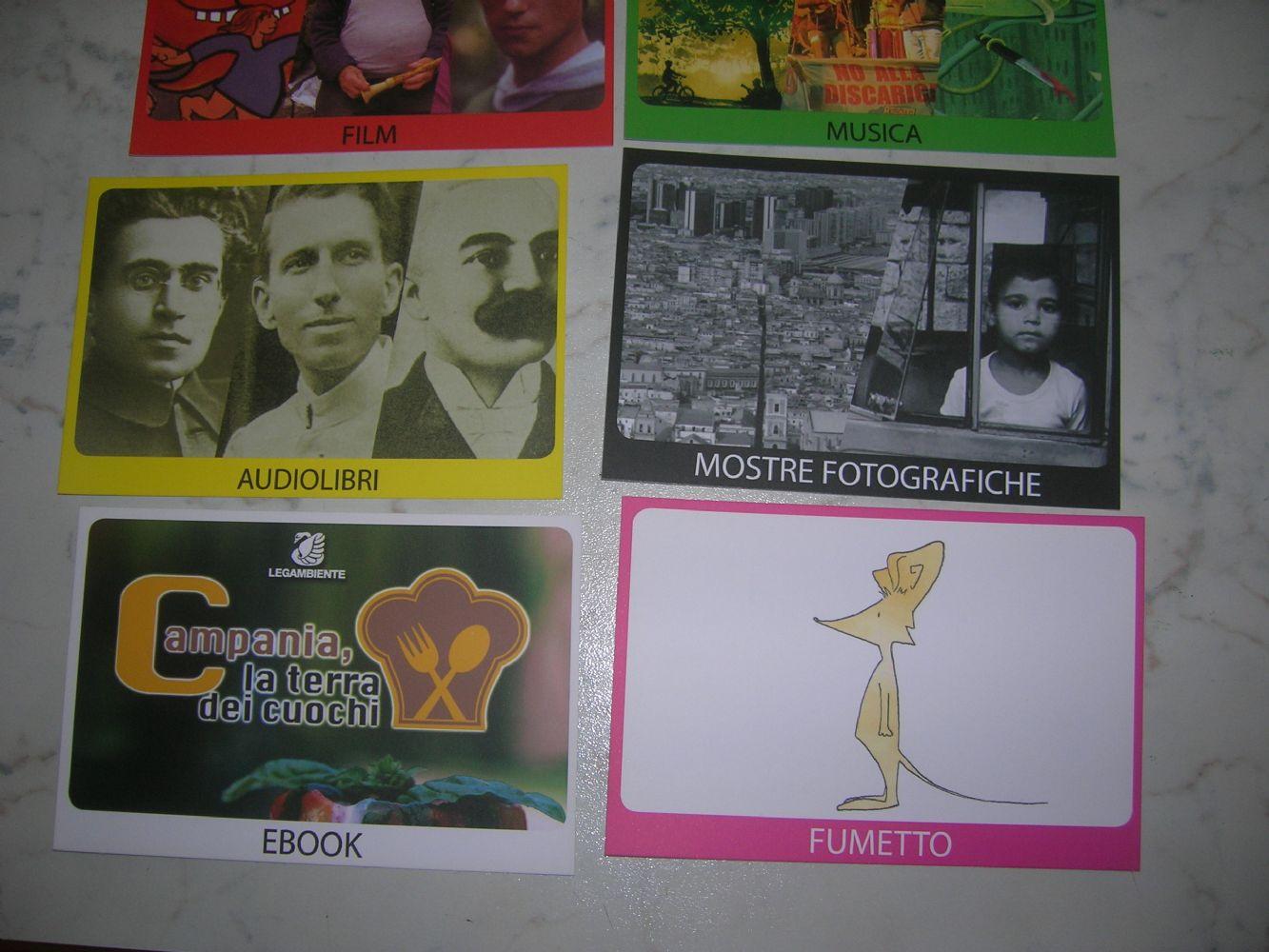 Baratto scambio regalo cartoline d 39 39 autore for Regalo oggetti usati