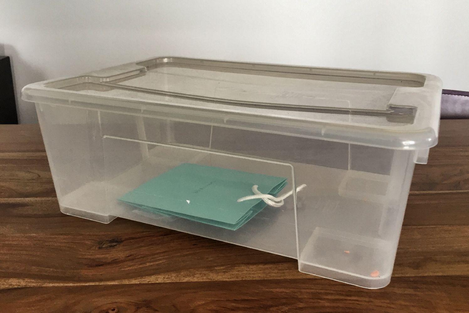 Baratto scambio scatola ikea arredamento complementi d for Ikea complementi d arredo