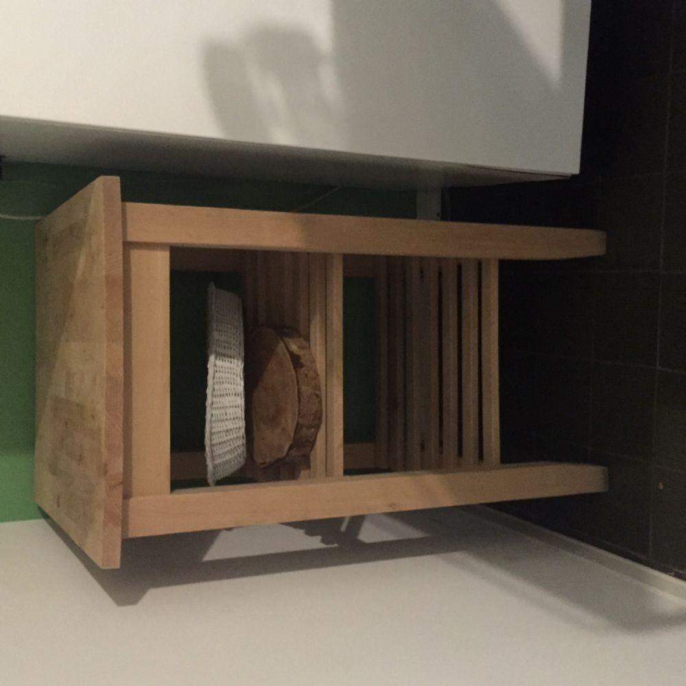 Baratto/Scambio: Carrello in legno per cucina [ Arredamento/Cucina ...