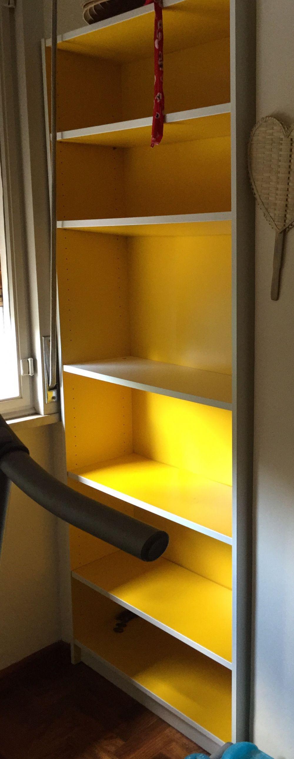 Baratto scambio libreria ikea billy arredamento for Libreria arredamento ikea