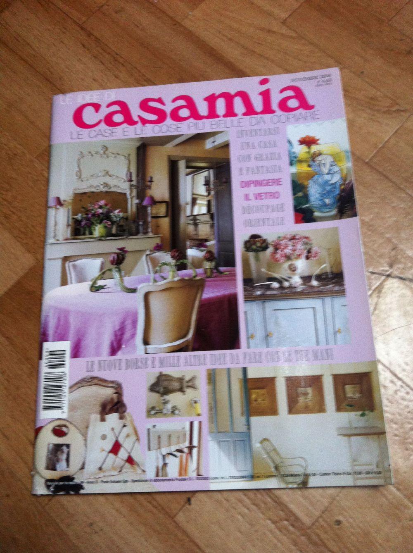 175661de7eb1 Descrizione 20 numeri della rivista Casamia! Praticamente nuovi