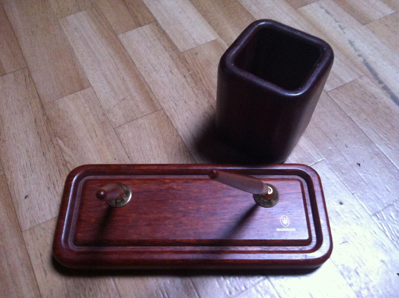 Set Ufficio Legno : Baratto scambio set scrivania in legno scuola e ufficio