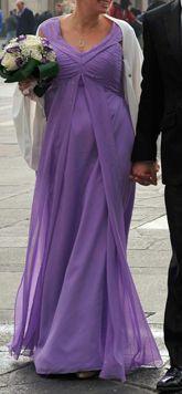 Vestiti Da Sposa Lilla.Baratto Scambio Abito Da Sposa Cerimonia Lilla Abbigliamento