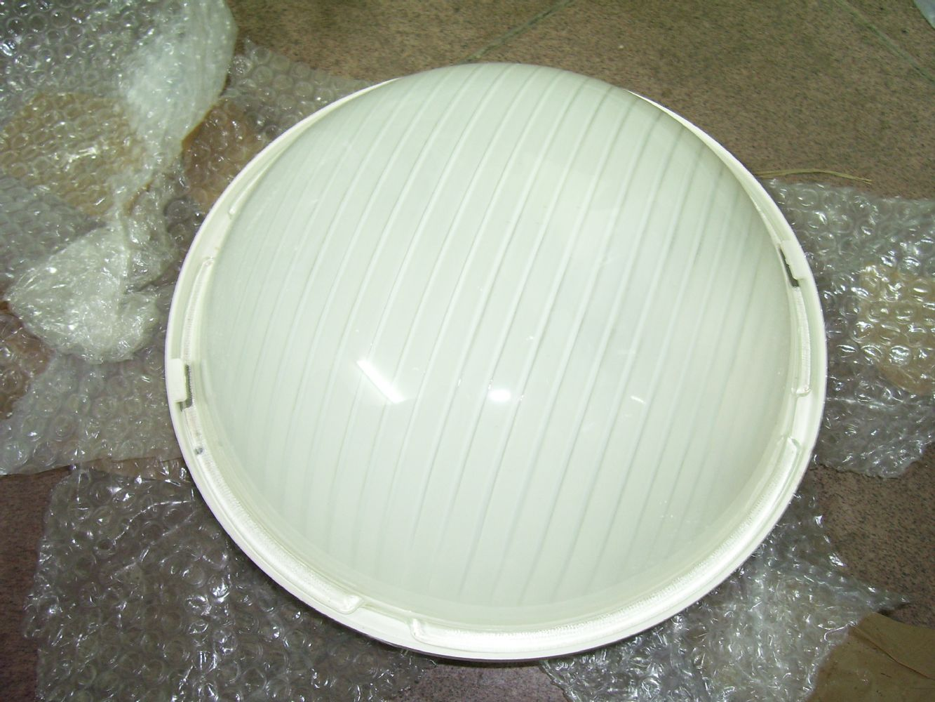 Plafoniere Per Balconi : Baratto scambio: plafoniera vetro attacco e27 [ arredamento