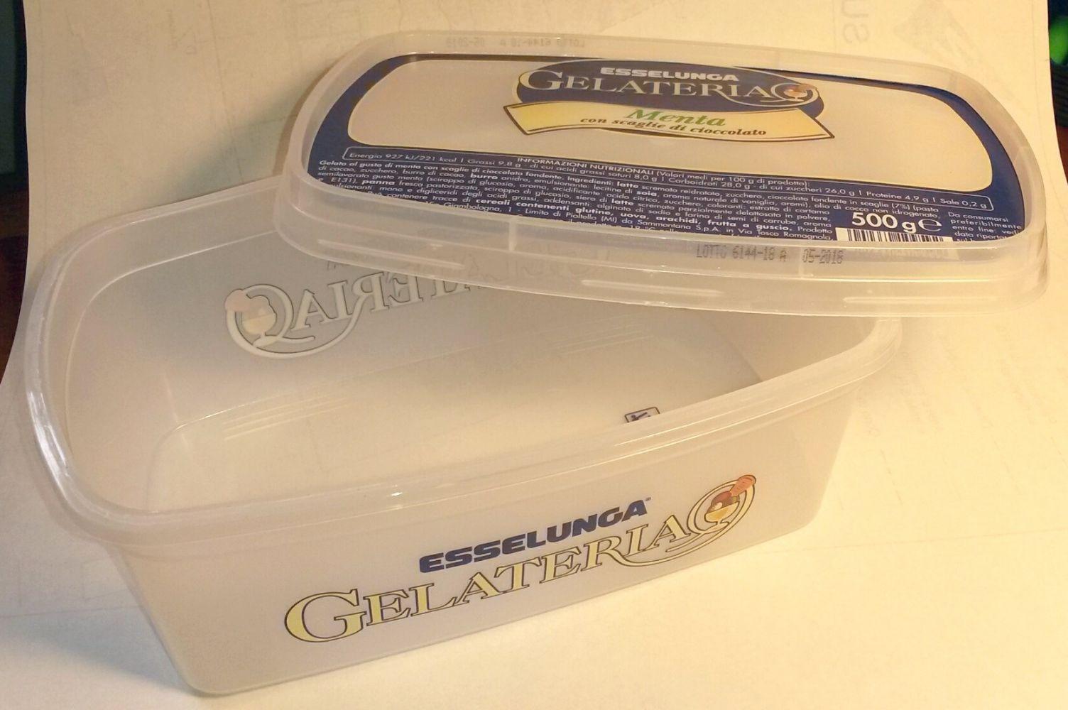 DescrizioneREGALO vaschette del gelato vuote con coperchio a tenuta,  lavate in lavastoviglie, pronte per contenere qualsiasi cosa, anche  alimenti,