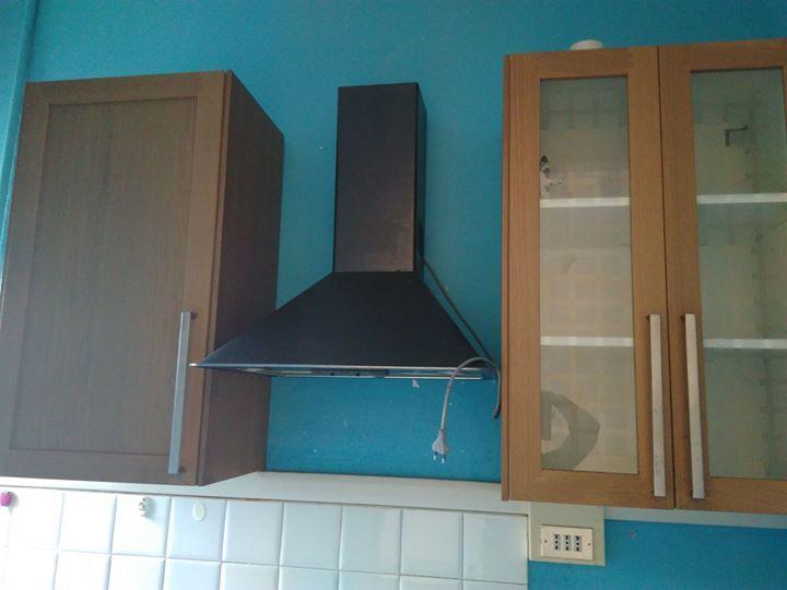 Baratto scambio annuncione cucina arredamento cucina a brescia bs - Cappa cucina ikea ...