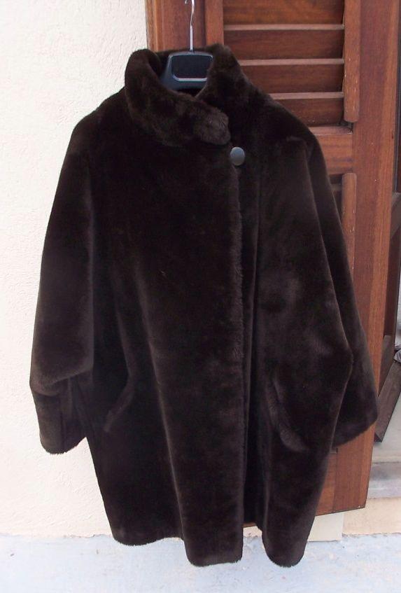 Giacca pelliccia sintetica. chiuso. Categoria  Abbigliamento   Abbigliamento  donna 359aabc85ebc