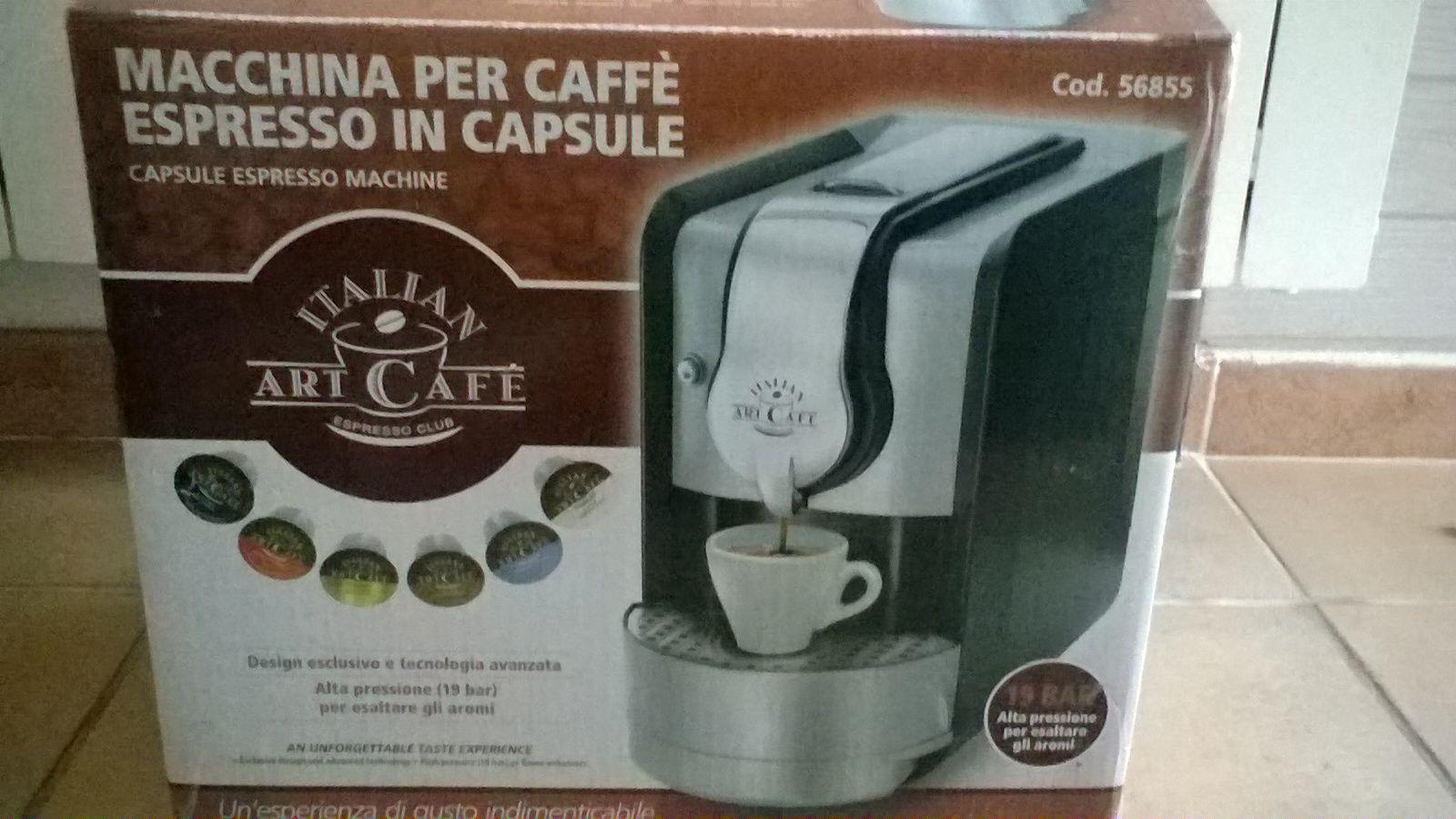 Baratto Scambio Macchina Del Caffè Cibo Bere A Collesalvetti Li