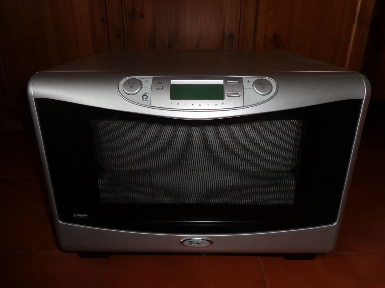 Baratto scambio forno whirlpool multicook elettronica - Forno microonde whirlpool sesto senso ...