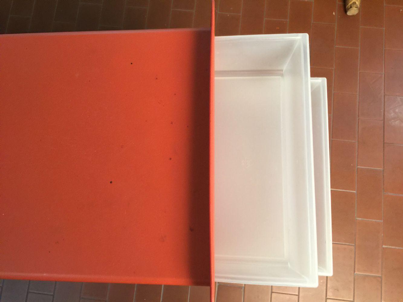 Baratto scambio mobiletto ikea con ruote arredamento for Ikea complementi d arredo