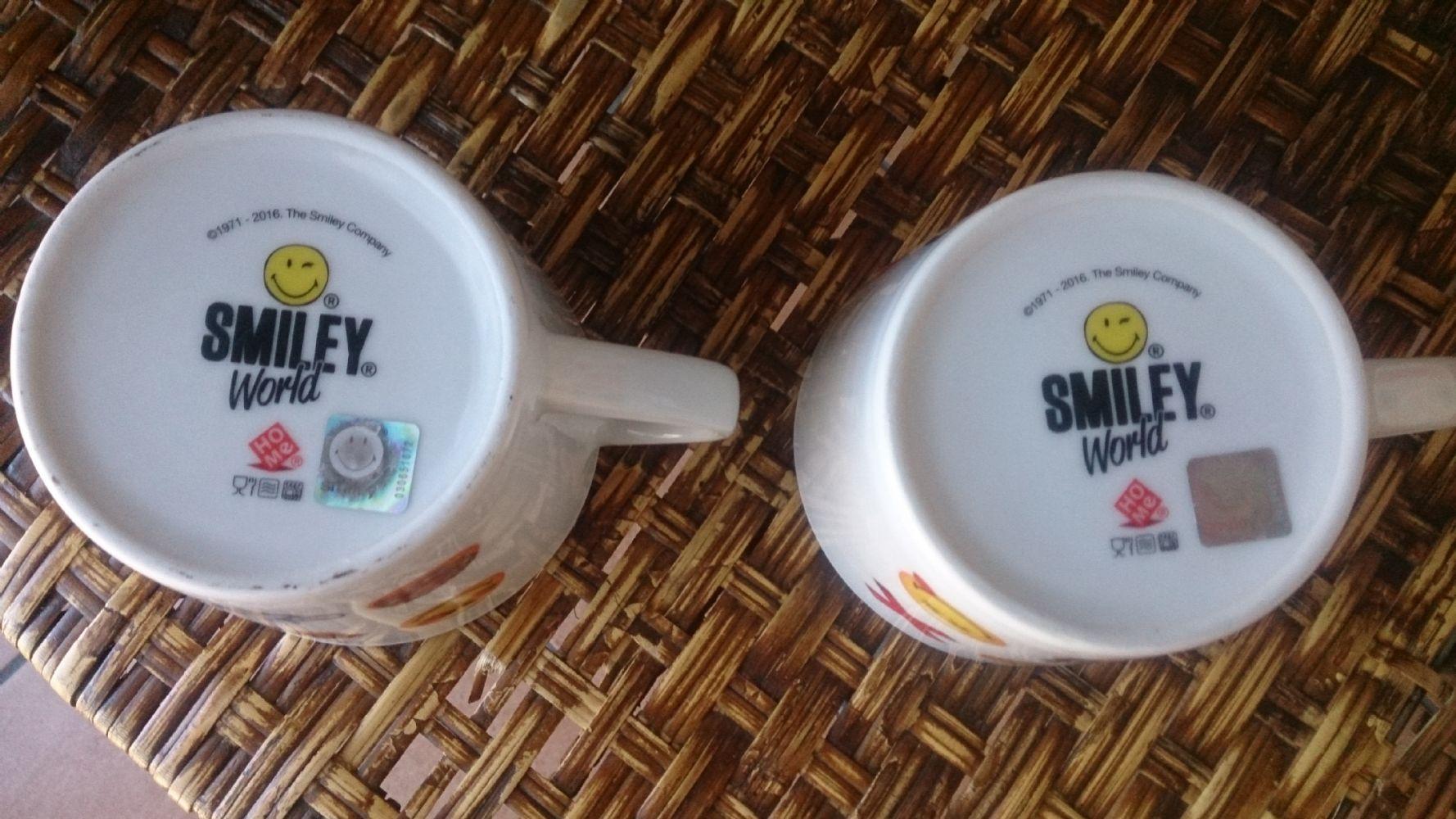 Credenza Con Tazze : Baratto scambio coppia tazze smile cibo bere a charvensod ao