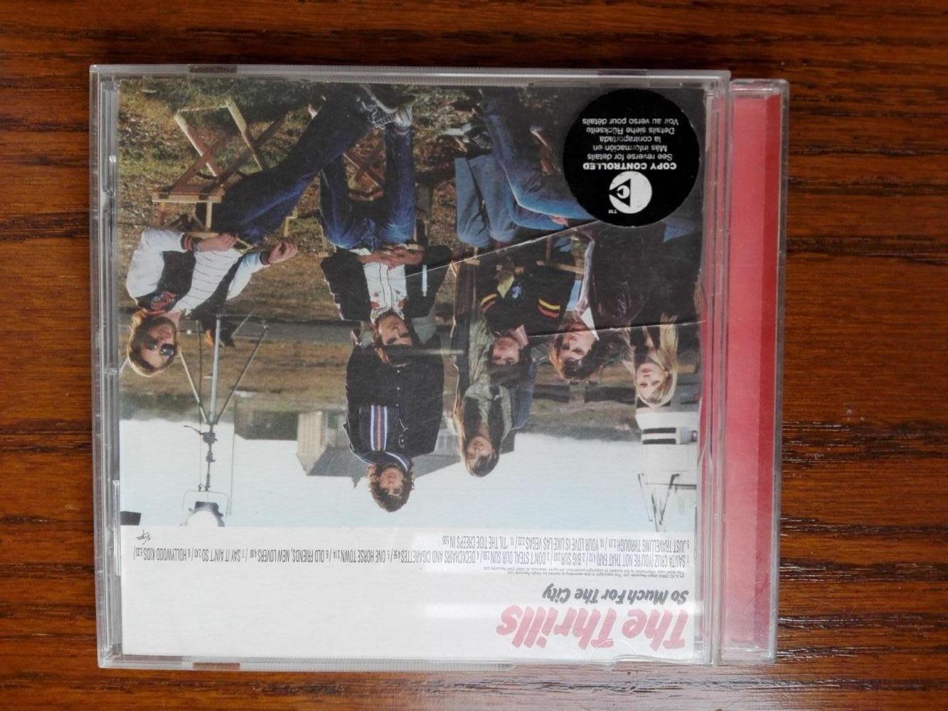 CD originale The Thrills