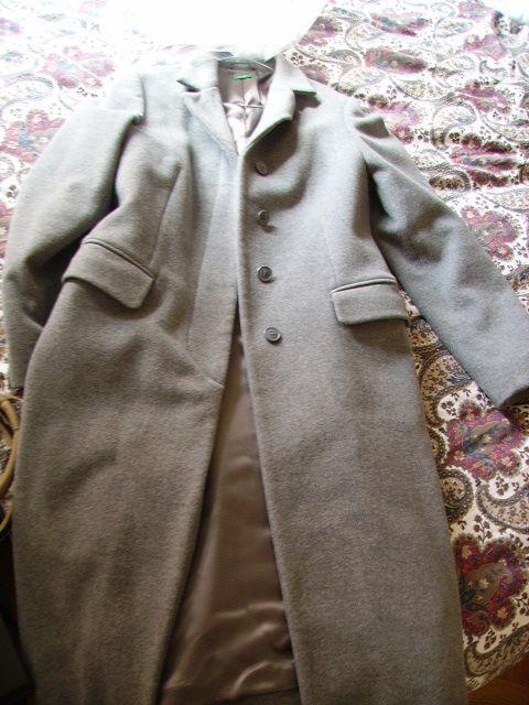 SALDI cappotto Benetton 44 46