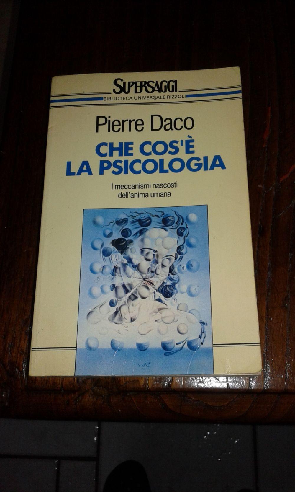 Datazione psicologia fatti