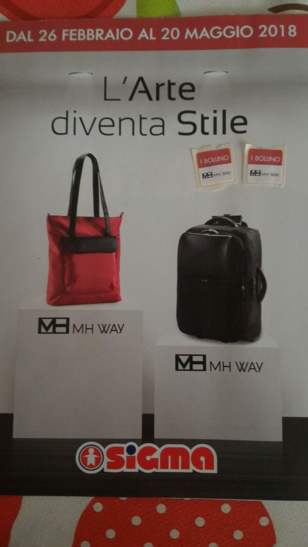 Sono arrivate le borse e le valige MH WAY | Walber