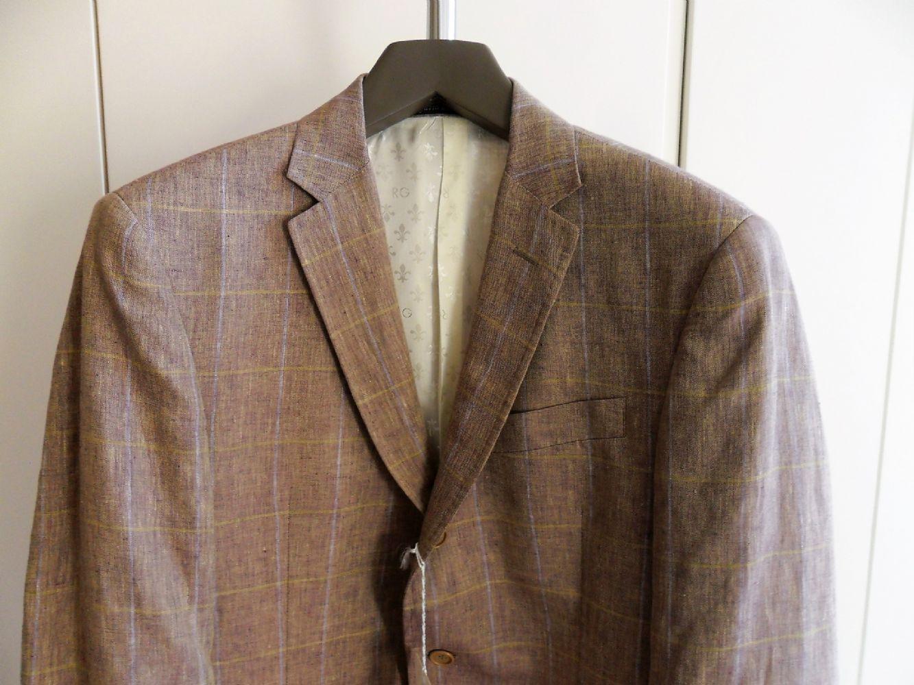 Giacca Da Camera Uomo Prezzo : Baratto scambio romeo gigli giacca uomo lino abbigliamento
