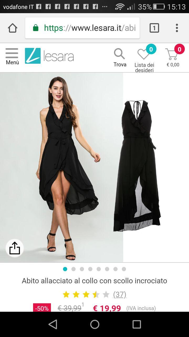 6407352624de Baratto Scambio  Cerco vestiti eleganti estivi   Abbigliamento ...
