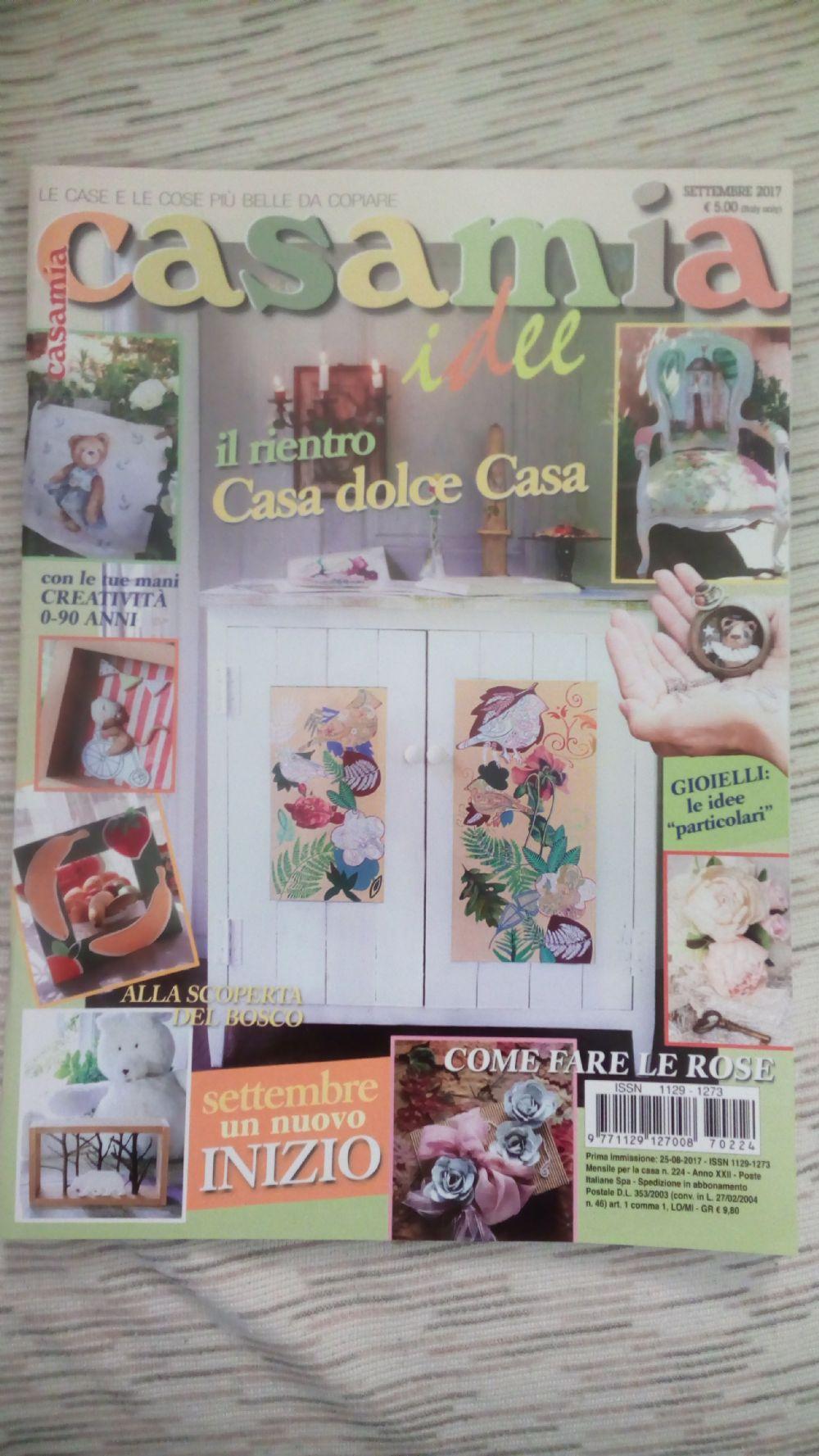 5db9d8afee62 baratto scambio  rivista casamia idee.   libri