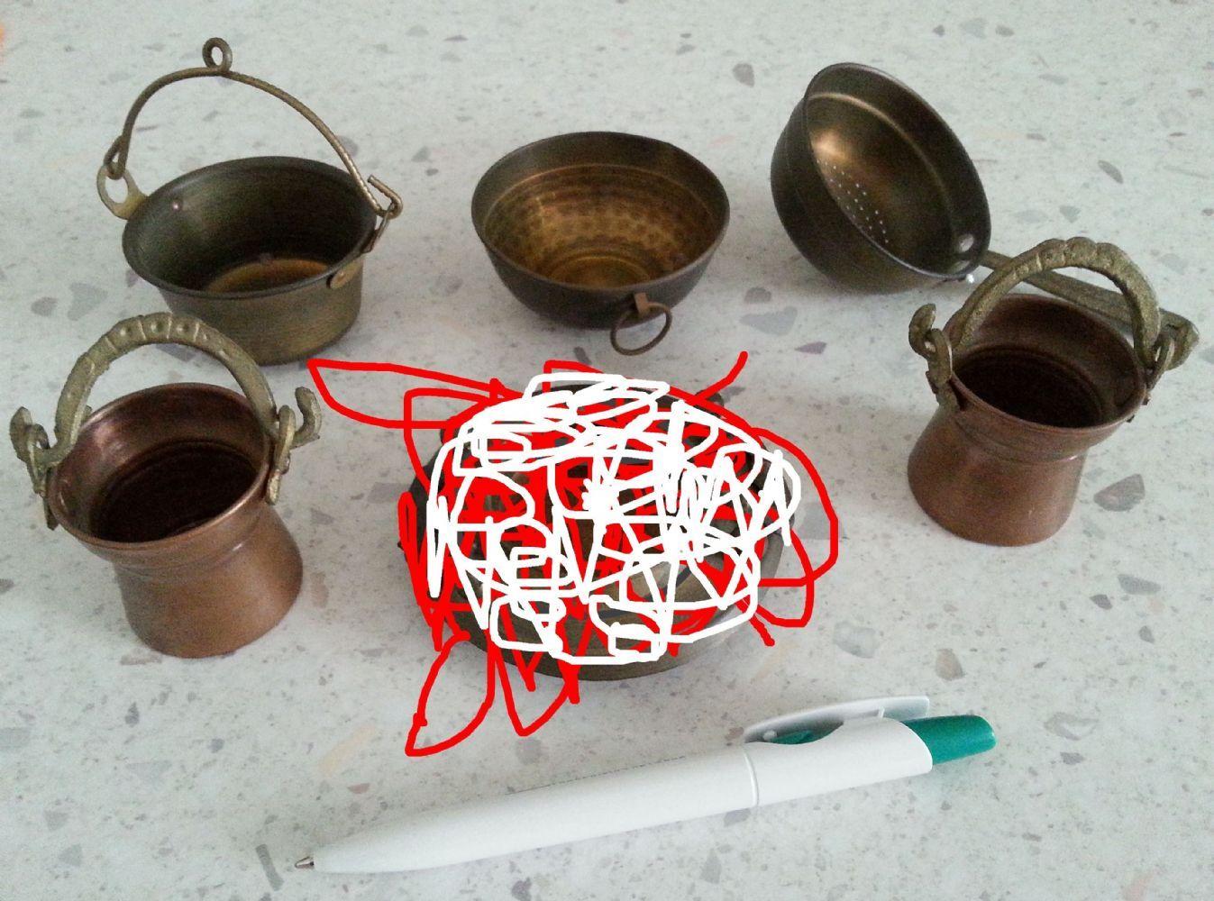 Baratto/Scambio: Miniature rame [ Collezionismo e antiquariato ...