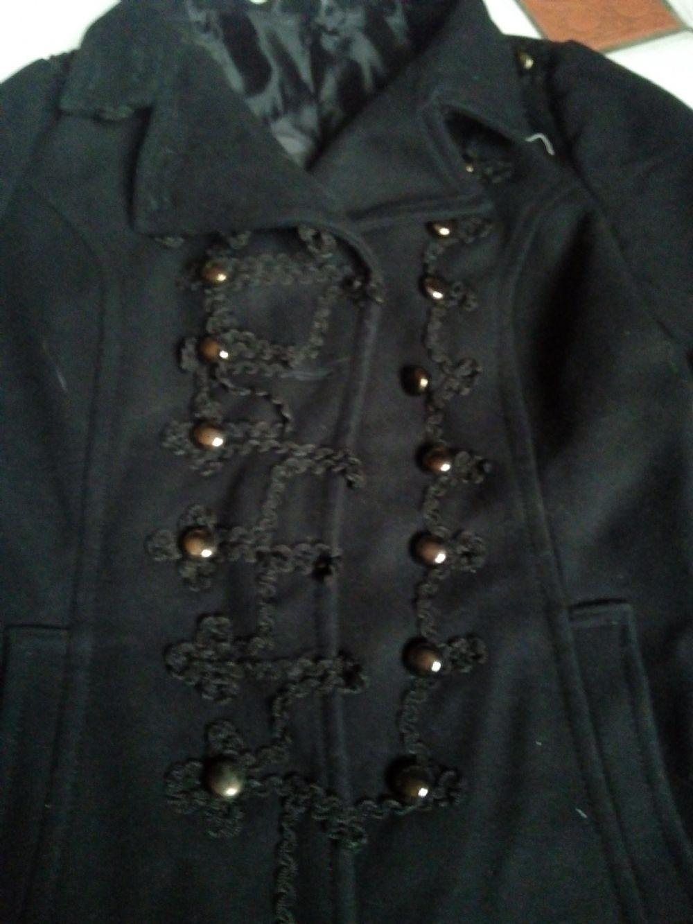 Baratto Scambio  Cappotto nero Sisley   Abbigliamento Abbigliamento ... 19803e1fe95c
