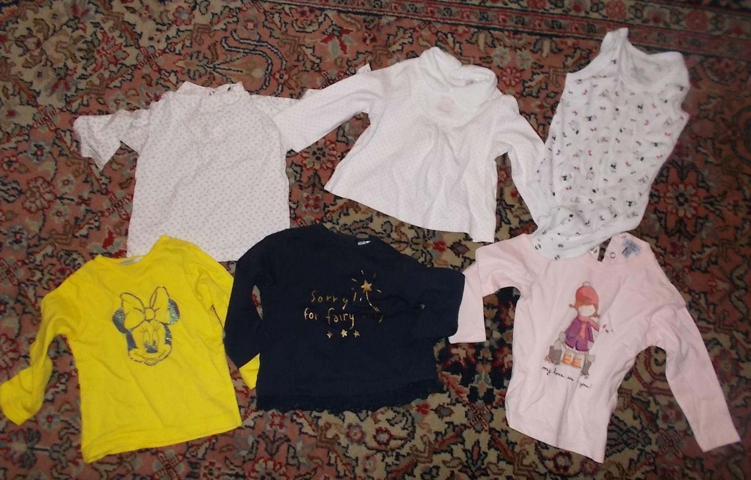 Lotto bambina 6 - 12 mesi. scambiato. Categoria  Bimbi   Vestiti e scarpe f1d9e811854